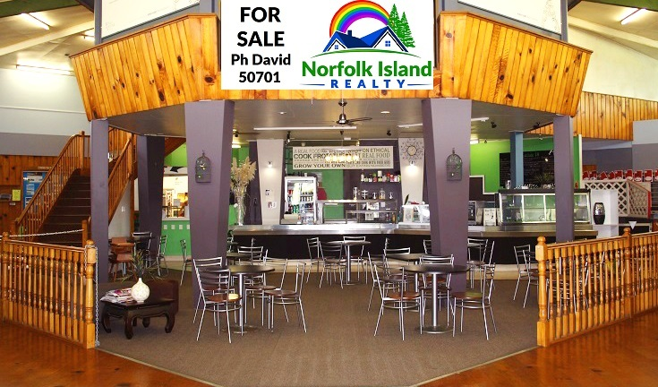 Café in Prime Location – Norfolk Island