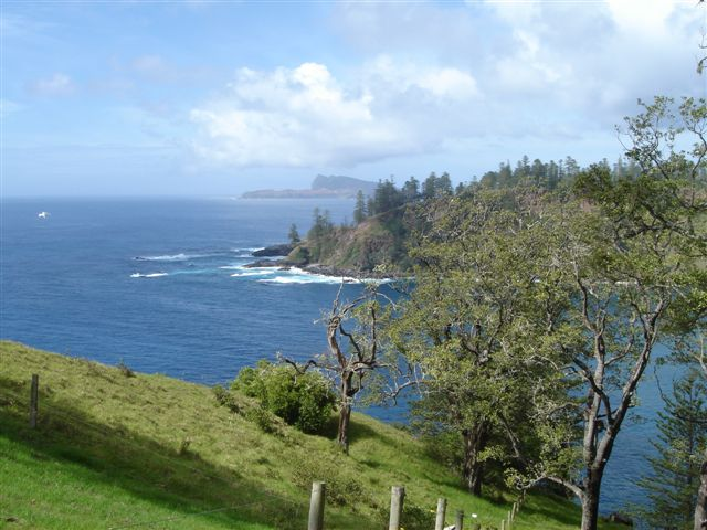 Breathtaking Views ~ Norfolk Island