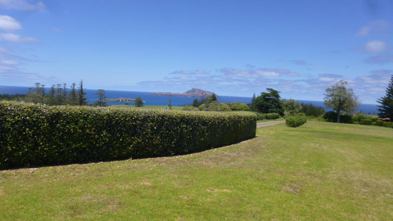 Ocean View Home on 5 acres Norfolk Island