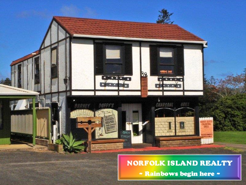 Barney Duffy's Restaurant – Norfolk Island