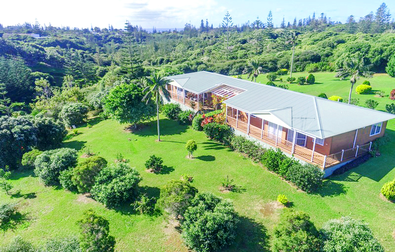 Parkland Estate Development Norfolk Island