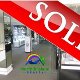 Benjamins Department Store Norfolk Island – SOLD