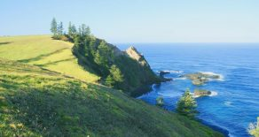 Clifftop Oceanfront Land on Norfolk Island