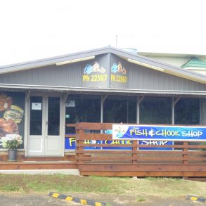 The Fish & Chook Shop Norfolk Island