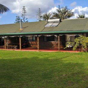 4 Bedroom House Plus Flat – Norfolk Island