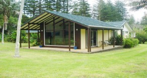 'Peace Cottage' Home – Norfolk Island