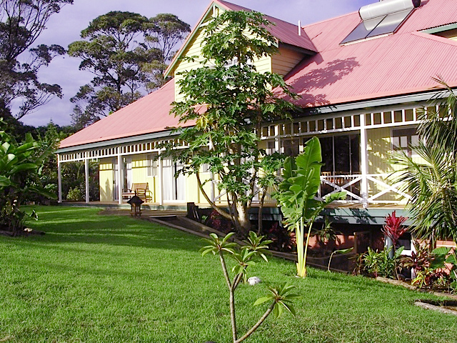 Gorgeous 5 Bedroom Homestead Norfolk Island Norfolk