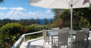 Pure Delight ~ Sea Views on Norfolk Island