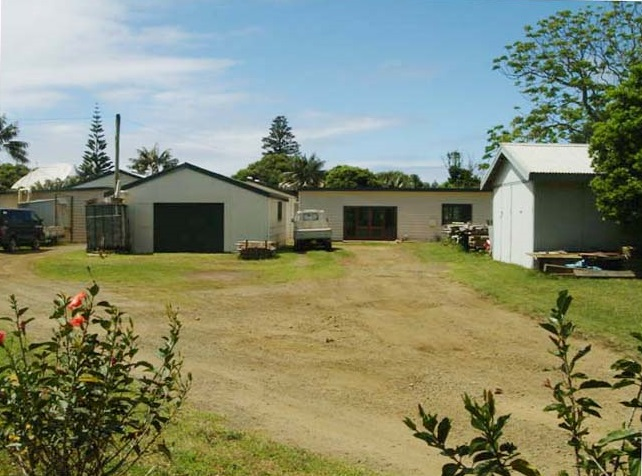 Business & Industrial Park – Norfolk Island