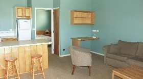 1 Bedroom flat in the heart of town.
